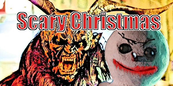 Scary Christmas Feature