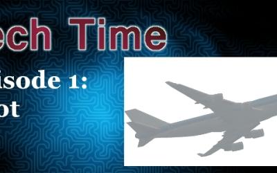 Tech Time Ep 1 - Pilot