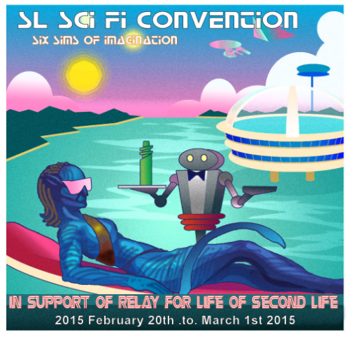 Sci-Fi Convention Poster-2015