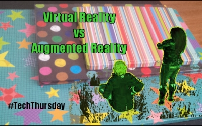 VR vs AR Featured
