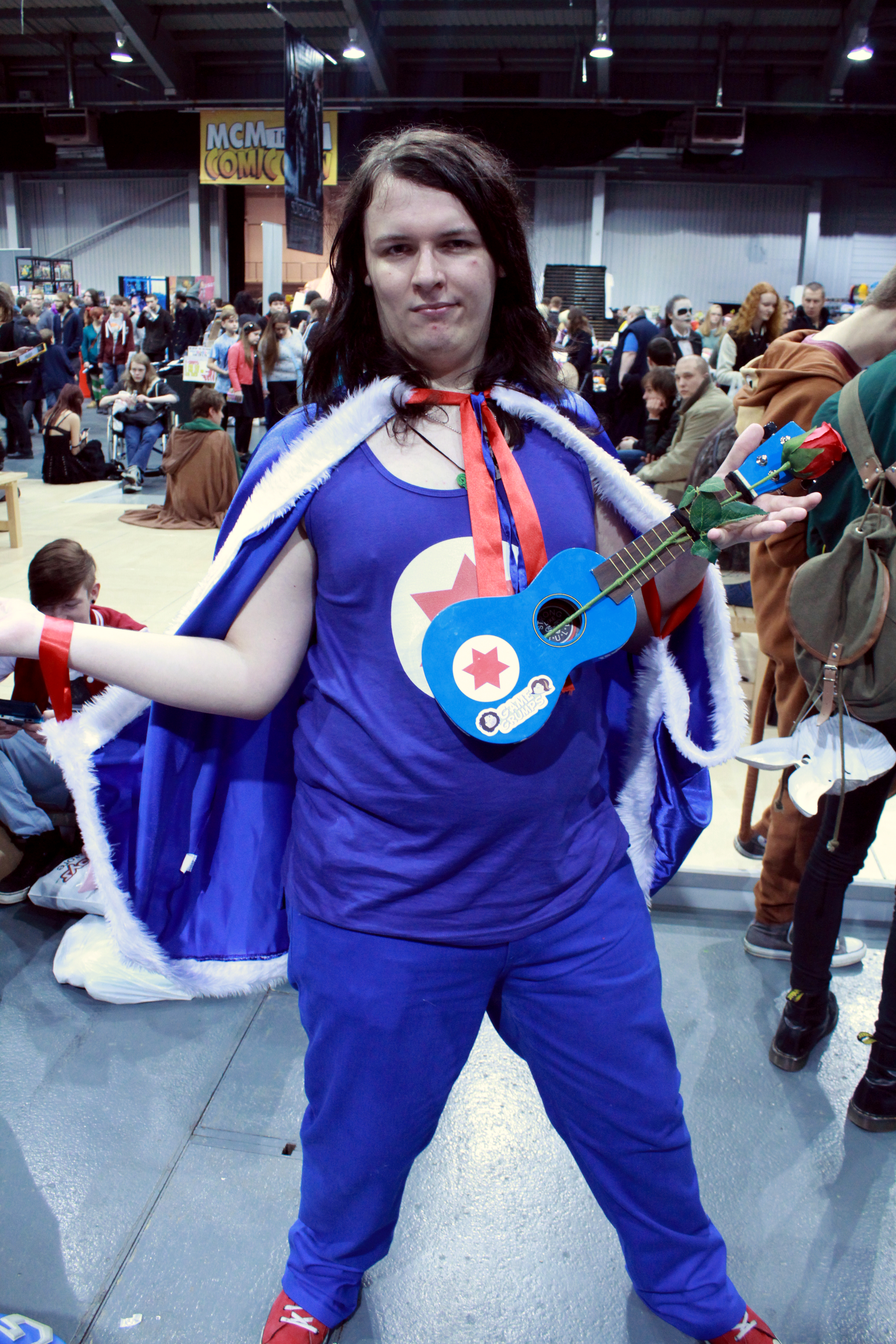 You are a Sexbang for the Ninja Party! MCM Midlands, Feb 2015