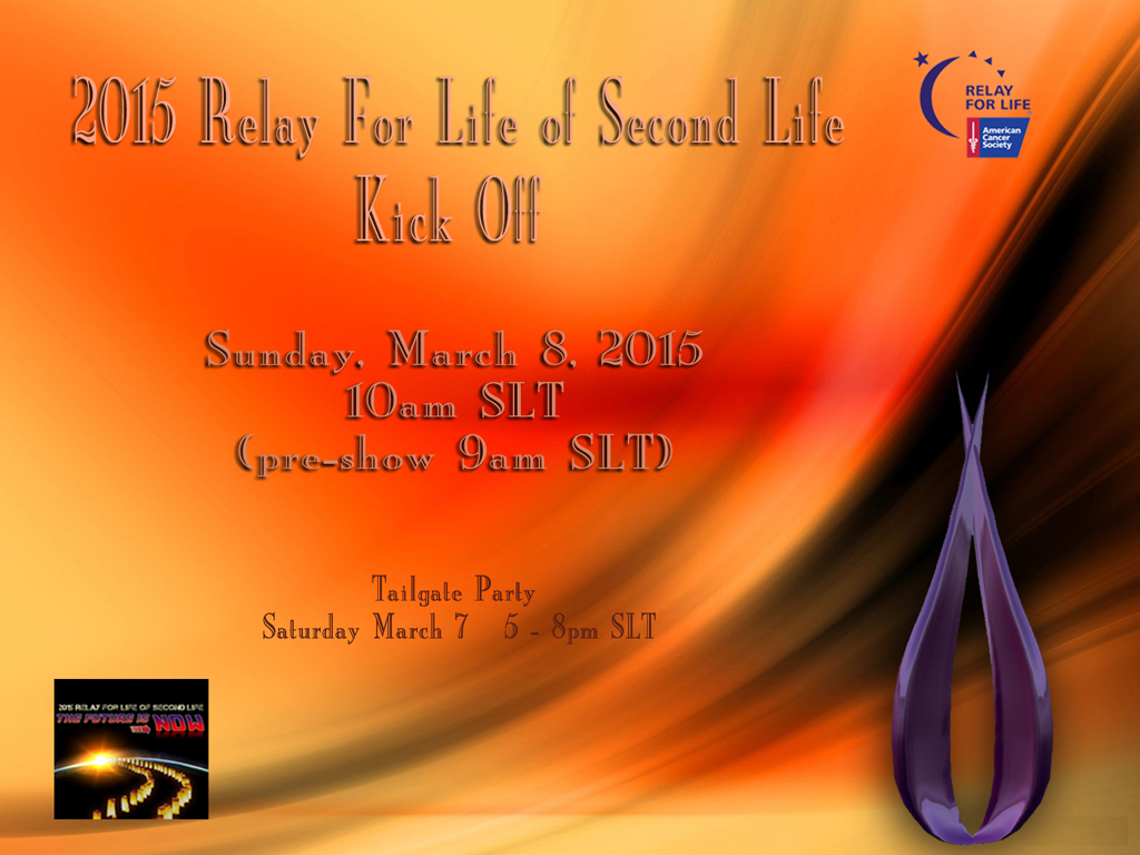 2015 RFL OF SL Kickoff Celebrations Poster