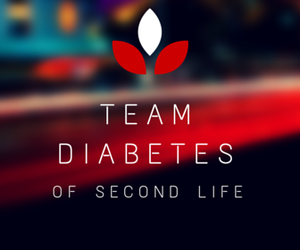 Team Diabetes 2015 Logo