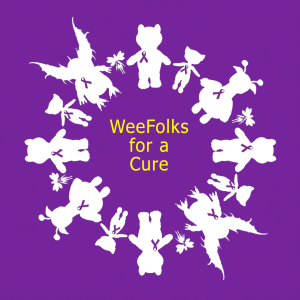 WEEFOLKS FOR A CURE LOGO 1024