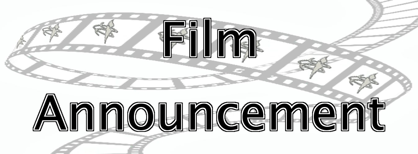 Film/Movie Announcement Banner