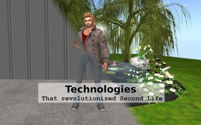 Technologies that revolutionized SL featured