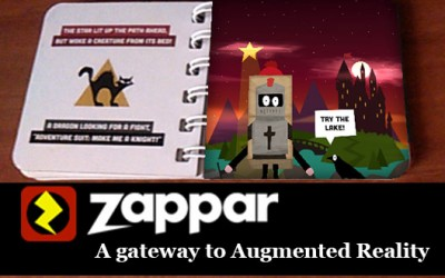 Zappar Featured