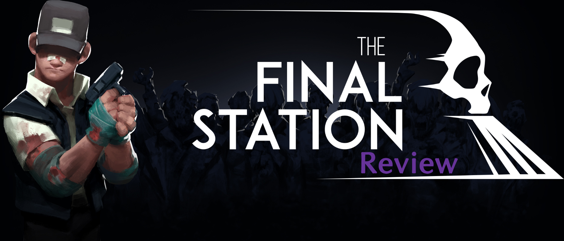 the final station banner