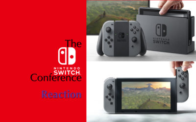 Switch Con Reaction