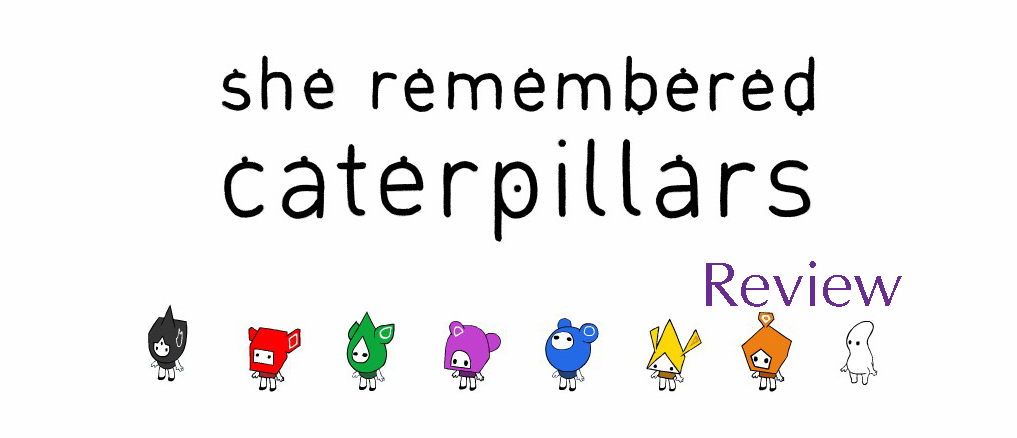 she rememberd caterpillers banner