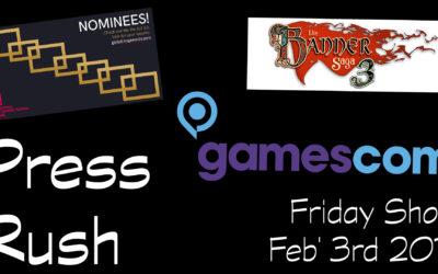 Press Rush feb 3rd thumb