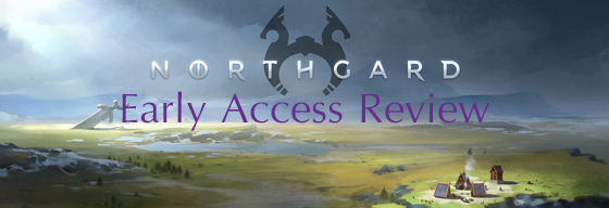 Northgard Early Access Review banner