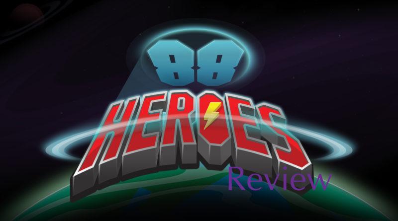 88 heroes banner