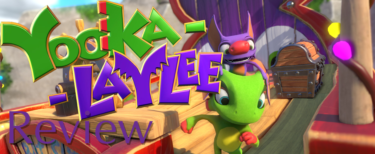 yooka review banner