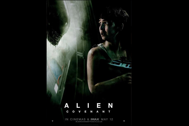 Barton's Movie Reviews | ALIEN: COVENANT
