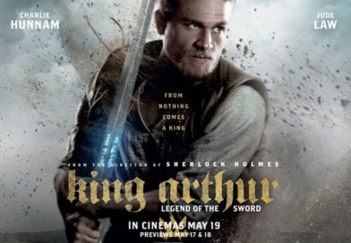Barton's Movie Reviews | KING ARTHUR: LEGEND OF THE SWORD