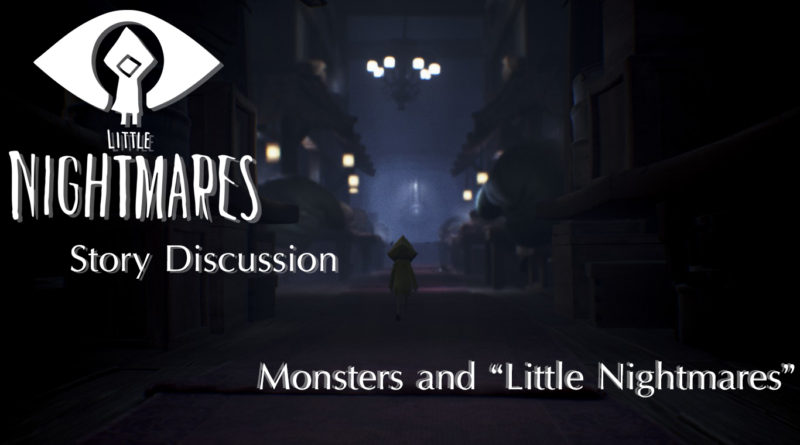 little nightmares story talk
