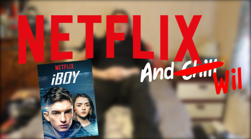 netflix and Wil iboy thumb