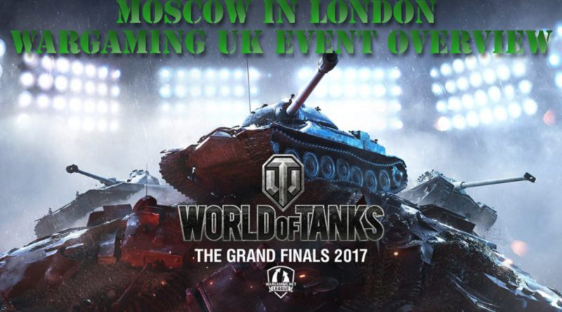 Wargaming Grand Final London Event