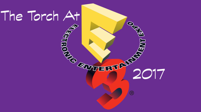 The Torch and E3!