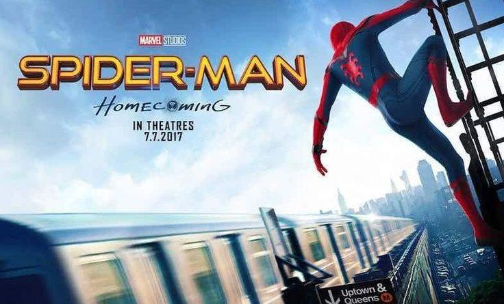 Barton's Movie Reviews | SPIDER-MAN: HOMECOMING