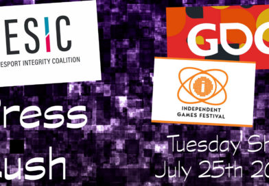 Press Rush | July 25th 2017 (ESIC & GDC Independent Games Festival 2018)