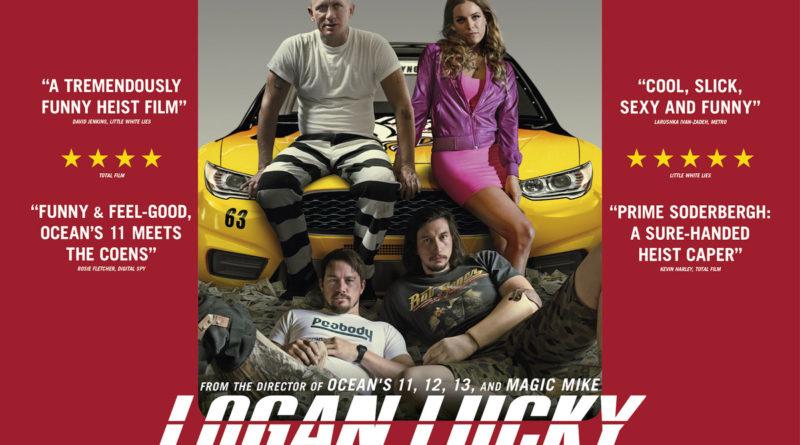 Barton's Movie Reviews | LOGAN LUCKY