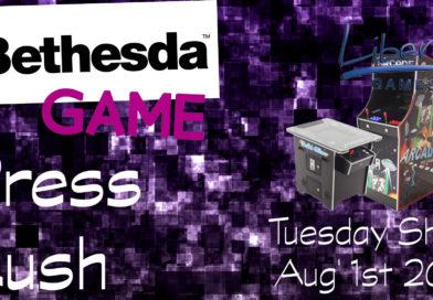 Press Rush | Aug' 1st 2017 (Bethesda/GAME Sale, Gamescom & The Latest UK Charts)