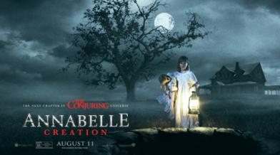 Barton's Movie Reviews | ANNABELLE: CREATION