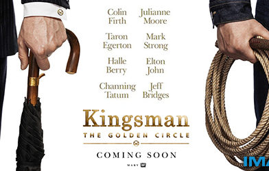 Barton's Movie Reviews | KINGSMAN: THE GOLDEN CIRCLE